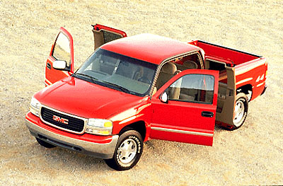2000 GMC Sierra