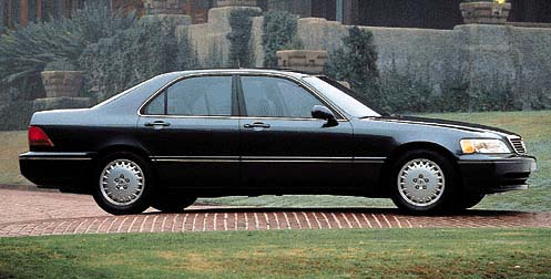 1997 Acura 3 5 Rl Review