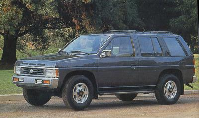 1995 Nissan Pathfinder Review