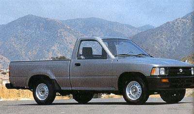 1995 toyota compact truck review. Black Bedroom Furniture Sets. Home Design Ideas
