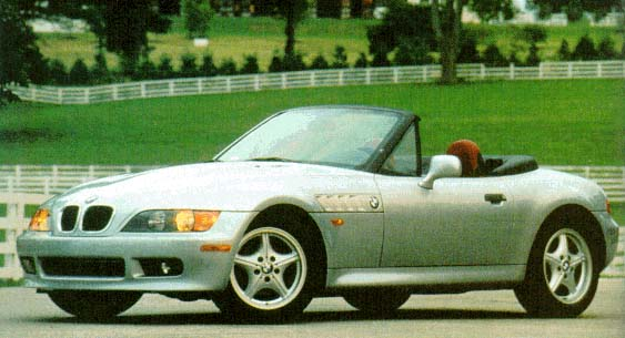 1996 Bmw Z3 Review