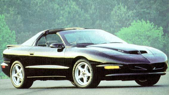 1996 Pontiac Firebird Review