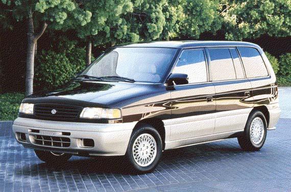 1996 Mazda Mpv Review