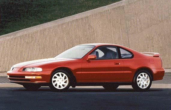 1996 Honda Prelude Review