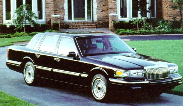 1996 lincoln town car review. Black Bedroom Furniture Sets. Home Design Ideas