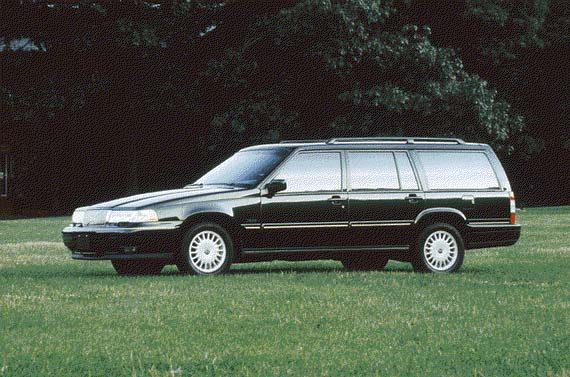 1996 Volvo 960 Review