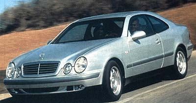 1998 Mercedes-Benz CLK320