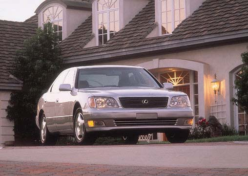 1998 lexus ls 400 review. Black Bedroom Furniture Sets. Home Design Ideas