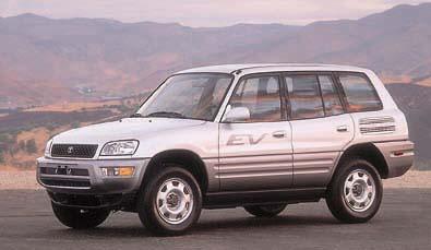 1998 Toyota Rav4 Review