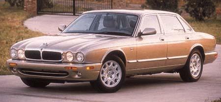 1998 Jaguar Vanden Plas Review