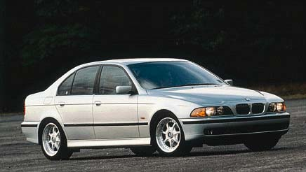 How Much Is A Maserati >> 1999 BMW 540i Review