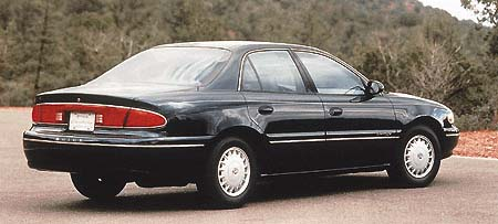 1999 buick century review. Black Bedroom Furniture Sets. Home Design Ideas