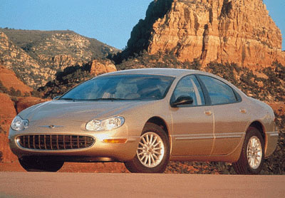 Toyota Of Surprise >> 1999 Chrysler Concorde Review