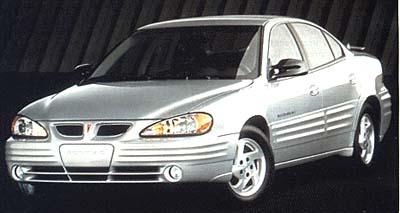 Range Rover Interior >> 1999 Pontiac Grand Am Review