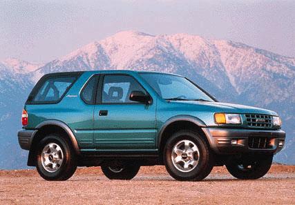 Dodge Ram Srt 10 >> 1999 Isuzu Amigo Review