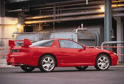 1999 Mitsubishi 3000gt Review