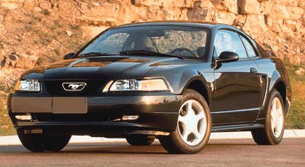 1999 ford mustang review. Black Bedroom Furniture Sets. Home Design Ideas