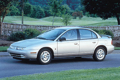 1999 Saturn SL2 Review