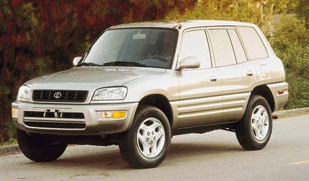 1999 Toyota Rav4 Review