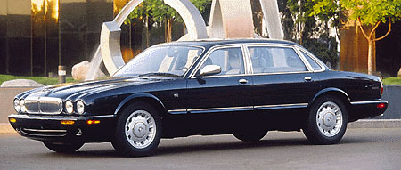 1999 Jaguar Xj8 Review