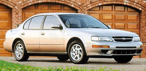 1997 Nissan Maxima Review