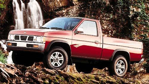 1997 nissan truck review. Black Bedroom Furniture Sets. Home Design Ideas
