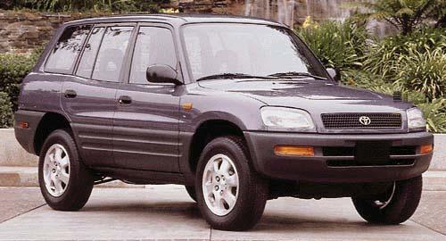 1997 Toyota Rav4 Review