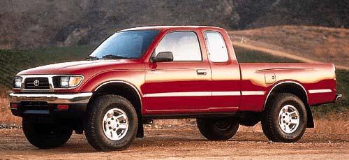 Toyota Tacoma 1999 >> 1997 Toyota Tacoma Review