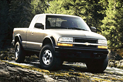 2000 Chevrolet S10 Review
