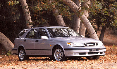 2000 Saab 9 5 Review