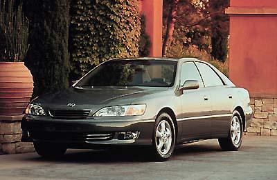 Hyundai Genesis Price >> 2000 Lexus ES 300 Review
