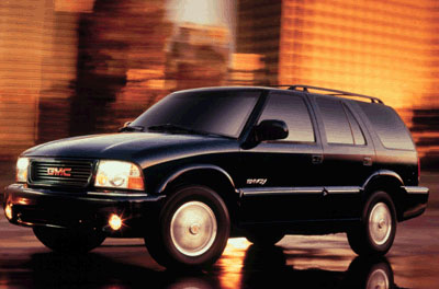 New Honda Suv >> 2000 GMC Envoy / Jimmy Review