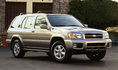 2001 Nissan Pathfinder Review