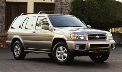 New Tesla Truck >> 2001 Nissan Pathfinder Review