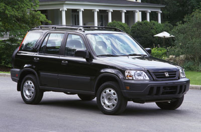 2000 honda cr v review for Honda cr v incentives