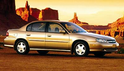 2000 Chevrolet Malibu Review