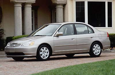 2001 honda civic review. Black Bedroom Furniture Sets. Home Design Ideas