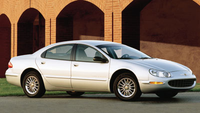 2001 Chrysler Concorde Review