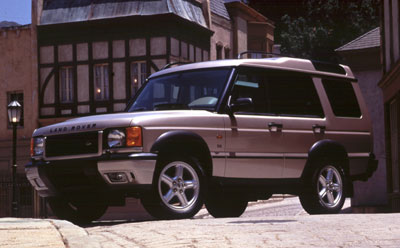 Land Rover Discovery Sport >> 2001 Land Rover Discovery Review