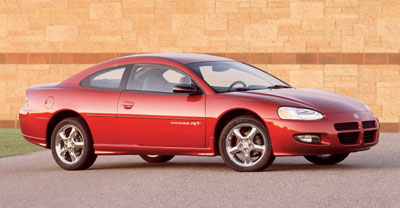 Stratuscoupe on 2000 Dodge Stratus