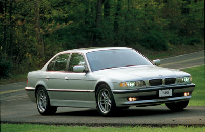 2001 bmw 7 series review. Black Bedroom Furniture Sets. Home Design Ideas