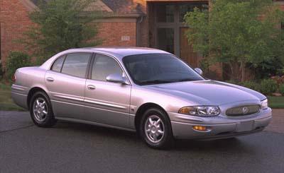 2001 Buick Lesabre Review