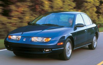 2001 Saturn S Series Review
