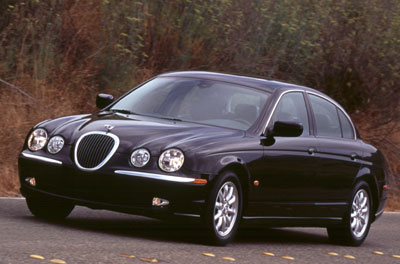 2001 Jaguar S Type Review