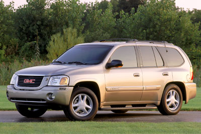 2002 Gmc Envoy Review