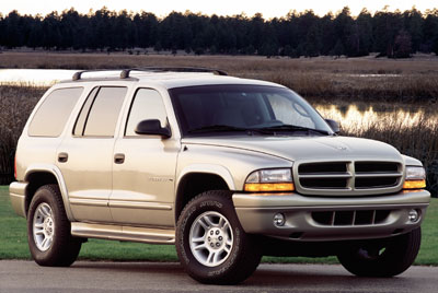 Land Rover Truck >> 2001 Dodge Durango Review