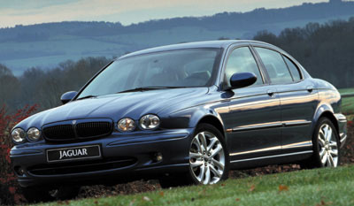 2002 Jaguar X Type Review