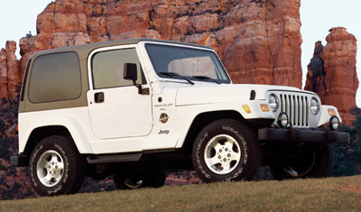 2002 Jeep Wrangler Review
