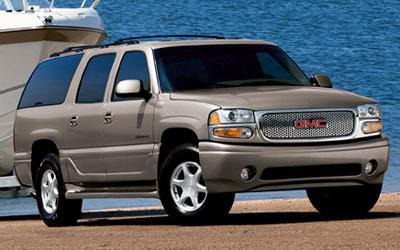 2002 GMC Yukon Review