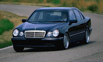 2000 Mercedes Benz E55 Review